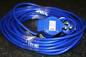 14 meter 1.5sqmm extension cable