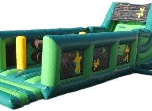 Army Obstacle Course