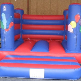 Balloon theme bouncy castle for sale