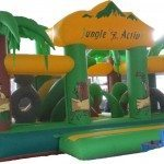 Jungle activity centre