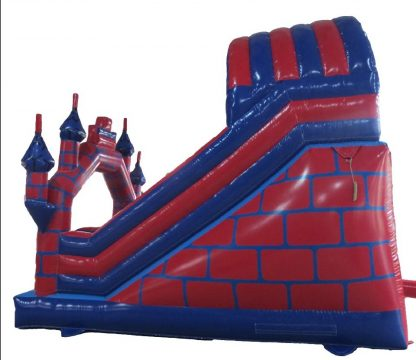 medium castle slide side