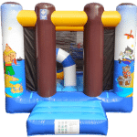 Pirate mini bounce