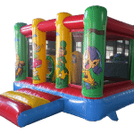 midi bouncy castle