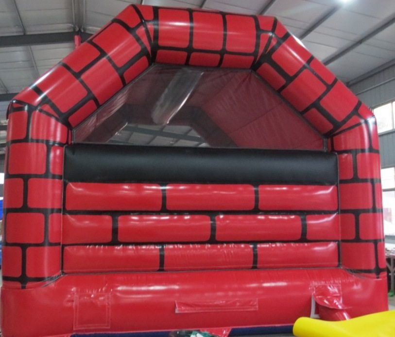 Adult rated turreted bouncy castle manufacturer