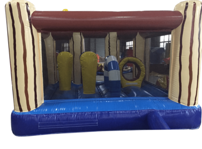 AAA1352 pirate mini bounce for sale