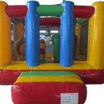 rainbow mini bounce