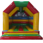 rainbow bounce roof front