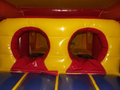 Castle Obstacle Course bouncy castle