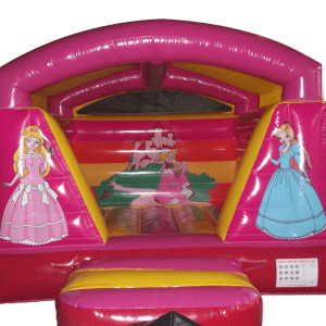 Princess bouncy castle for sale