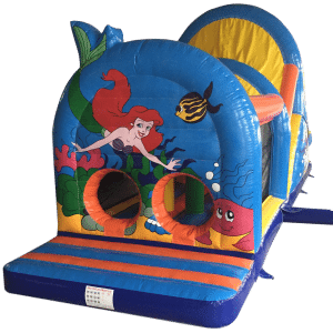 Ocean Theme Obstacle Course