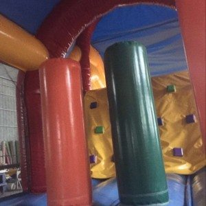 Pirate Theme Obstacle Course