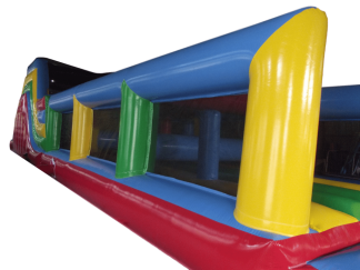 Rainbow Obstacle Course 2 part
