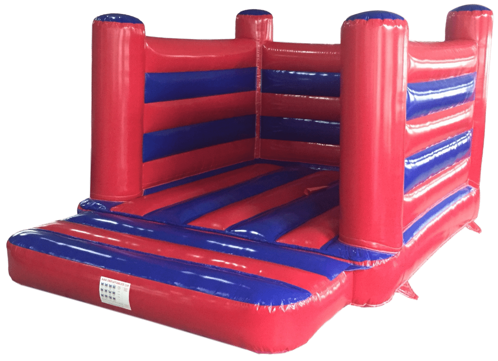 16ft x 16ft open box bouncy castle for sale