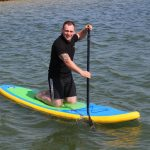 Prince inflatable Stand Up Paddle Board