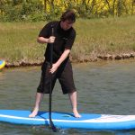 Inflatable Stand Up Paddle Board - Queen