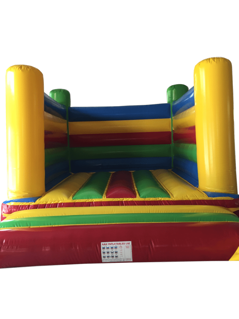 Rainbow inflatable bouncy castle for sale, adult rated