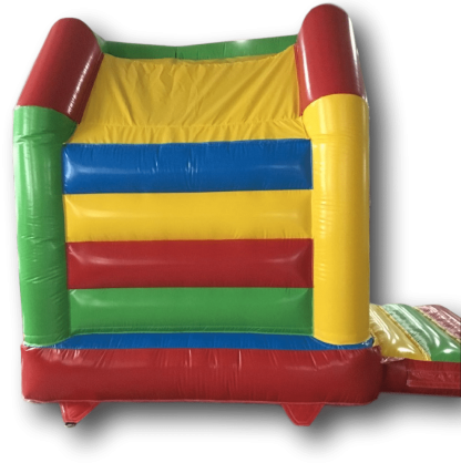 A-Frame Rainbow Bouncy castle for sale