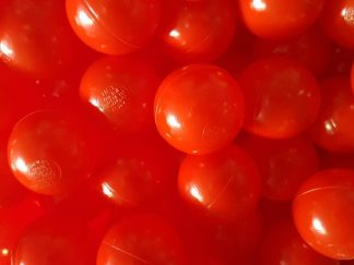 Red ball pit balls for sale Orakel AAA1466