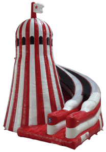 Helter Skelter inflatable slide