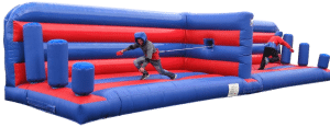 Bungee Tug of War inflatable challenge game
