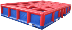 Giant Inflatable Maze Hire