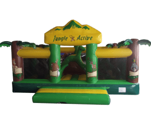 Jungle Play zone large Bouncy castle