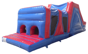 1 part energy assault course for hire front