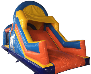 1 part Under the sea Ocean obstacle course hire
