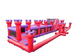 Knights and Princess Obstacle Course