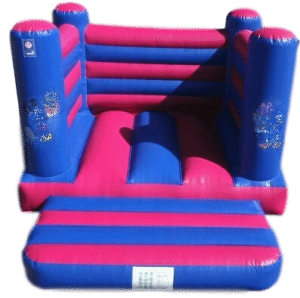 Duck and Mouse bouncy castle for hire