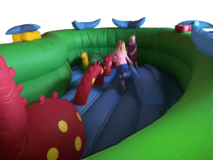 Toddler Bouncy castle hire huntingdon
