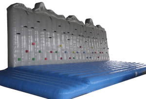 Inflatable Traversing Wall