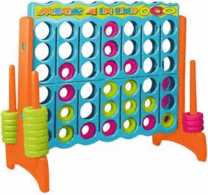 Giant Connect 4 Game Hire
