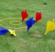 Giant Lawn Darts