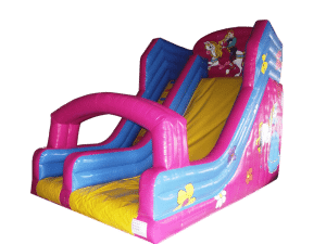 Princess 15ft platform slide
