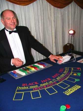 Fun Professional casino hire