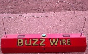 Buzz wire hire