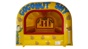 Coconut Shy shelter Hire