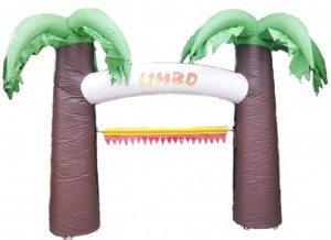 Inflatable Limbo Bar