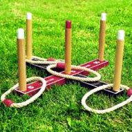Quoits Garden Games Hire