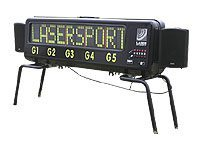 Laser Clay Pigeon Shooting Score board