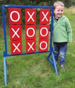 Tic Tac Toe Hire